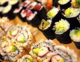 Sushi Takeaway in Melbourne CBD  Ref: 10638