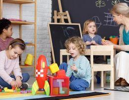 Boutique Childcare Centre in Northern Suburb  Ref:15838