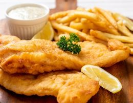 Pizza and Fish & Chips Shop Chattel Sale  Ref:  14730