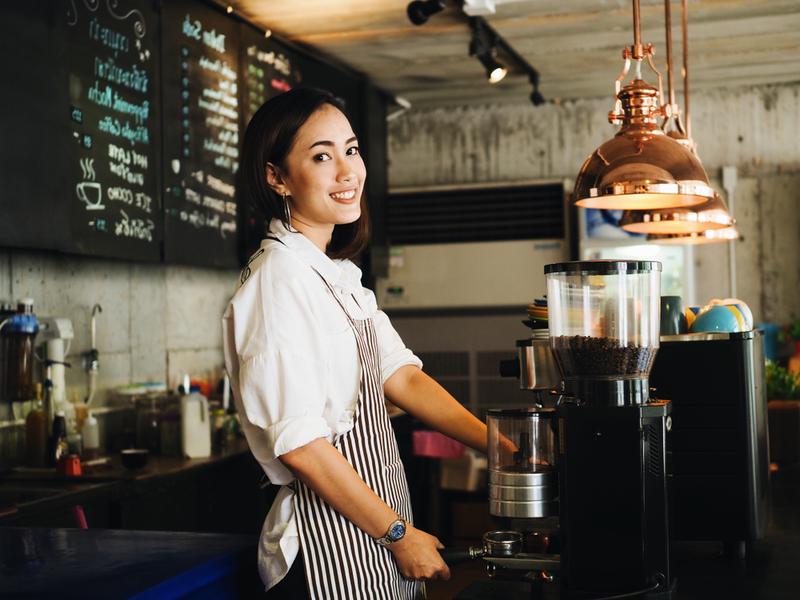 Stylish Cafe Near Glen Huntly (High Potential)- Ref: 14124