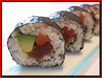 5 Day Simple Sushi Japanese Takeaway- Ref: 18208