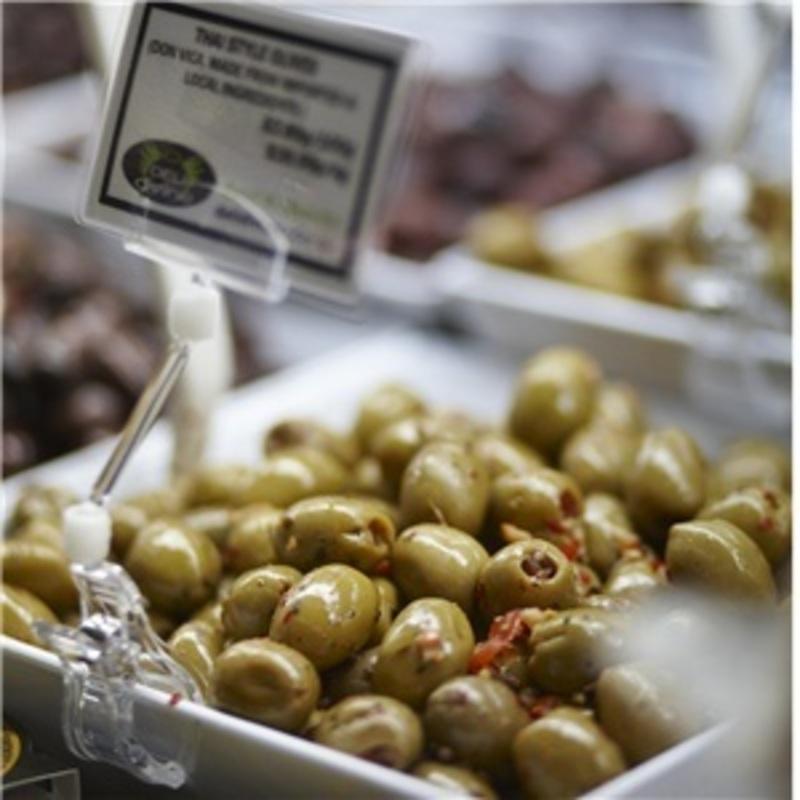 Busy Deli in Market in North - Ref: 13913