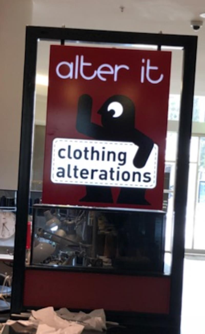 Busy Clothing Alterations - Ref:11221