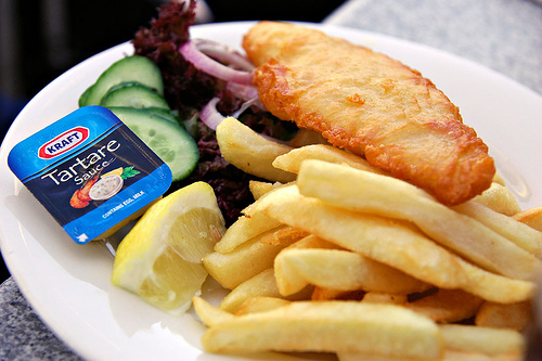 Fish and Chips in the North East - Ref: 16708
