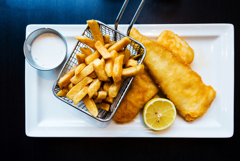 Fish and Chips Near Croydon (6 Days) - Ref: 17910