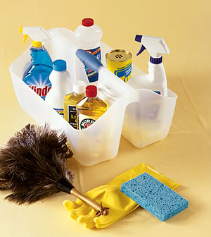 Cleaning and Packing Supplies  - Ref: 14002