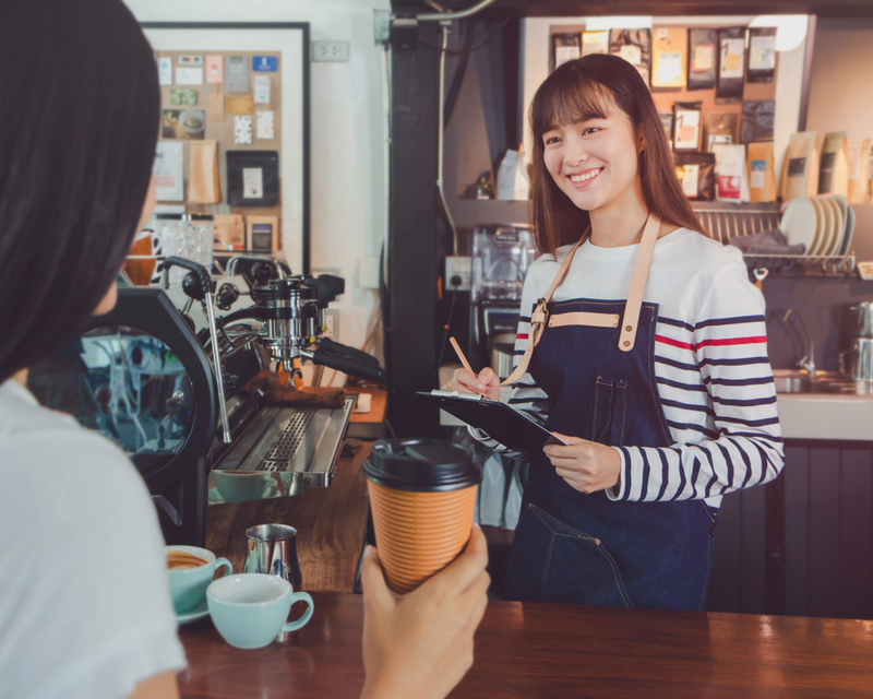 Exceptional franchise cafe for sale in Melbourne's North - Ref:10714