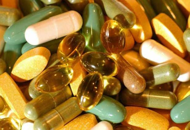 Health Products, Vitamins and Supplements - Ref: 12307