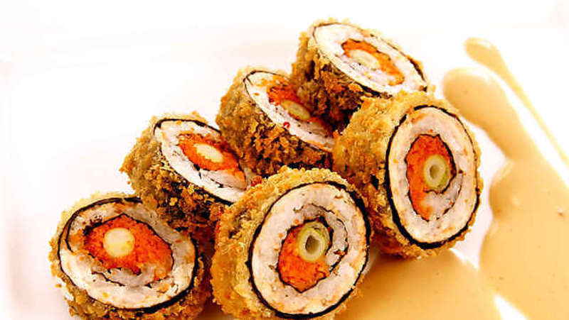 Franchised Sushi in City - Ref: 15421