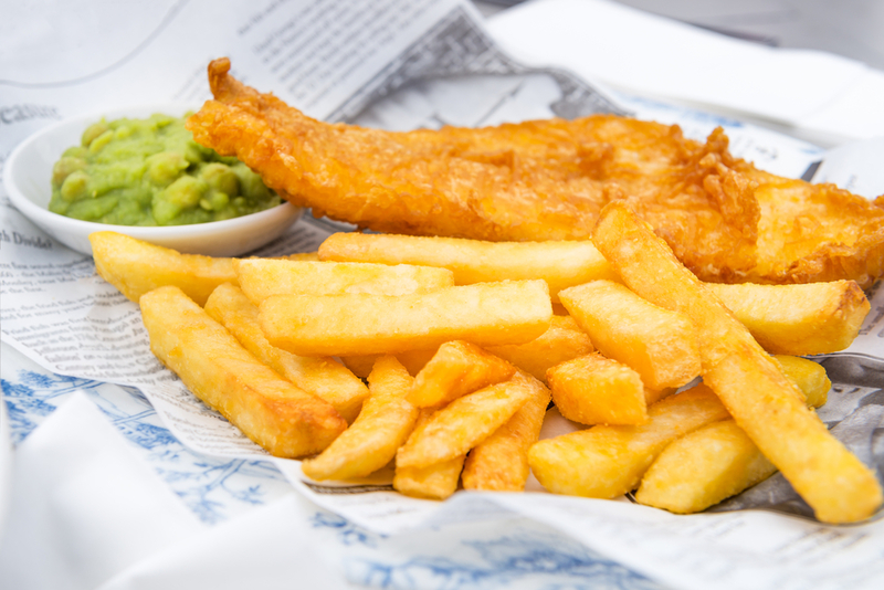 Fish and Chips in Bayside Suburb (Cheap Rent!) - Ref: 18326