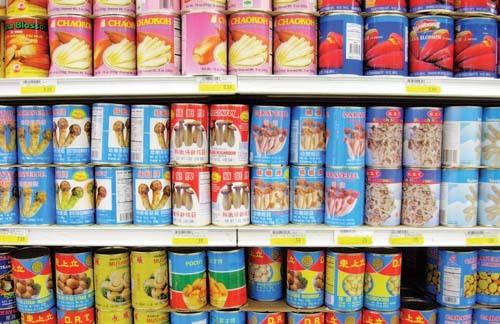 Asian Supermarket in East - Ref: 10502