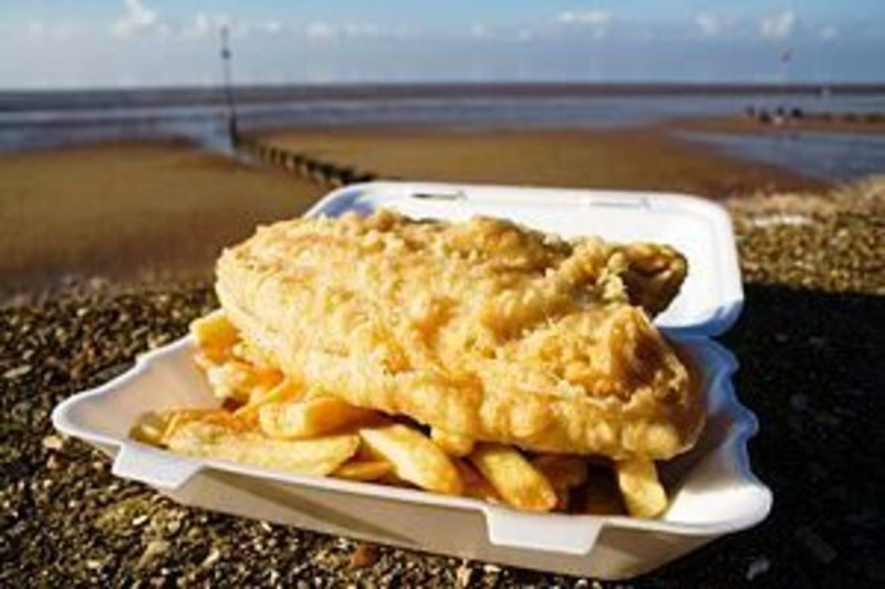 Beachside Fish and Chips (OPen 6 Days) - Ref: 19121