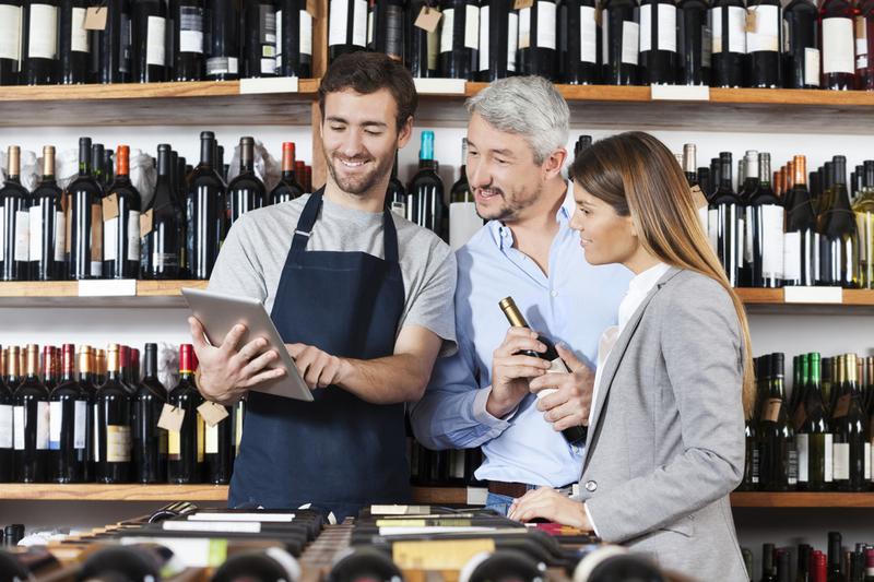 Busy Wine/Bottle Shop Near Templestowe - Ref: 17121