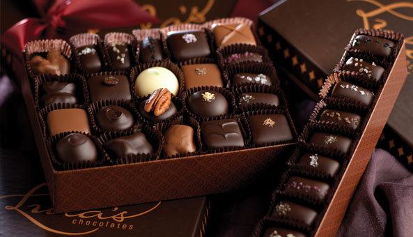 Boutique Chocolate Shop - Ref: 17608