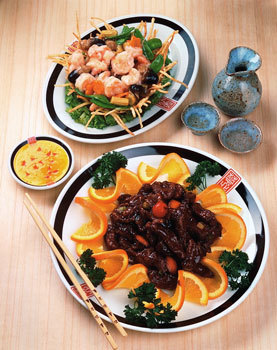 Chinese Restaurant in East - Ref: 19606