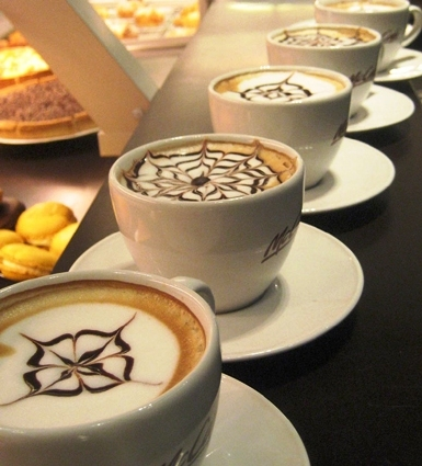 Modern Cafe in Affluent Suburb  Ref: 11100