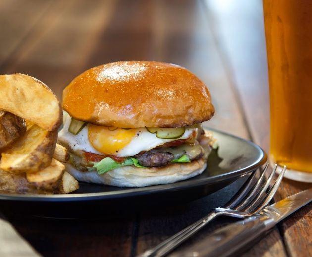 Modern Burger Fast Food Takeaway - Ref: 12704