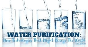 Water purification Technology Investment - Ref: 3995