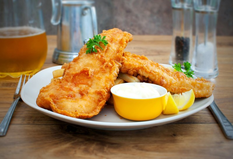 Fish and Chips Near Northcote (With Accommodation) - Ref: 15126