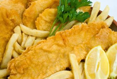 Fish & Chips in Dandenong (CCHR001)