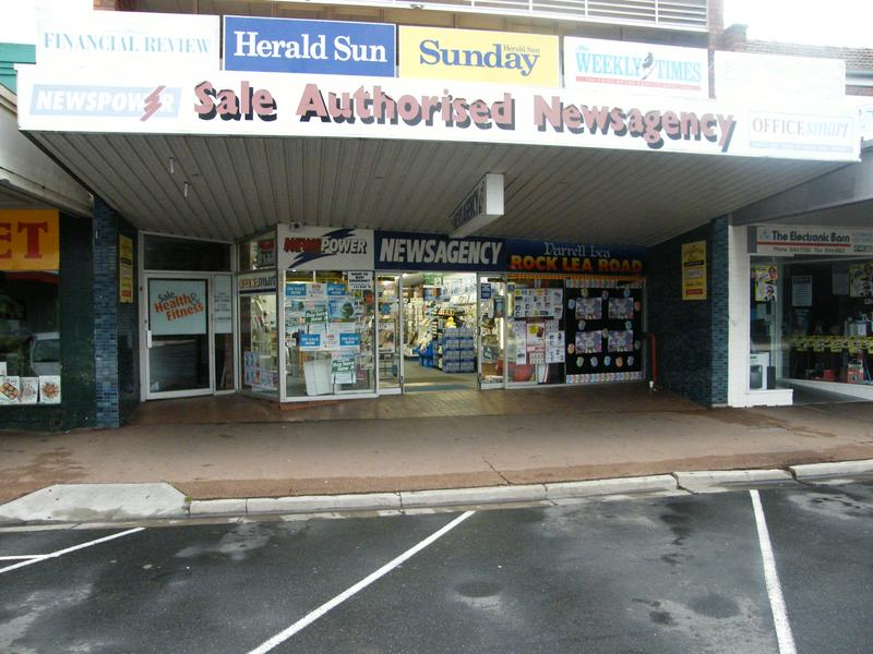 Sale Authorised Newsagency (IWN10299)