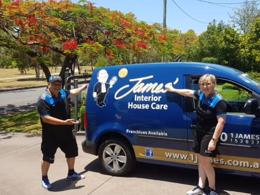 James Home Cleaning - Regional Master Franchisor - WA (CF135W)