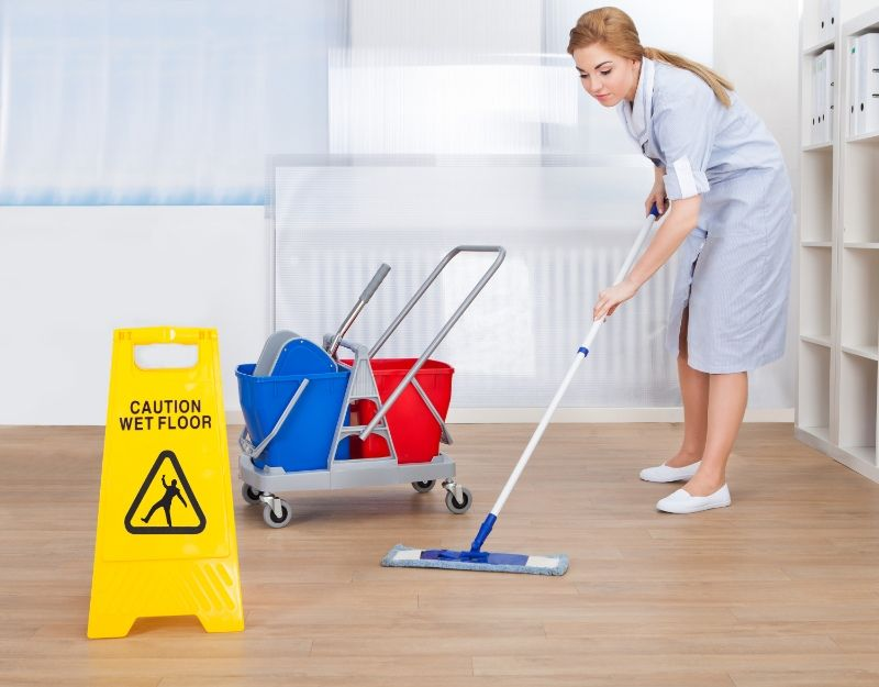 Commercial Cleaning - Under Management (NS1819)