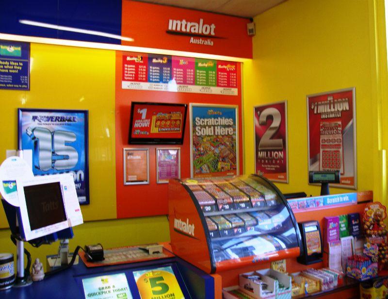 Tattslotto - Tatts , Retail, News - Frankston Area (RDT340)