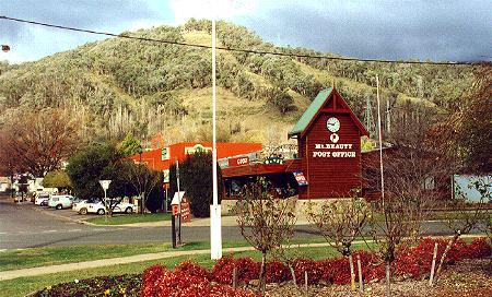 High Country North East Victoria (Mt Beauty) Licensed Post Office (DB1720)