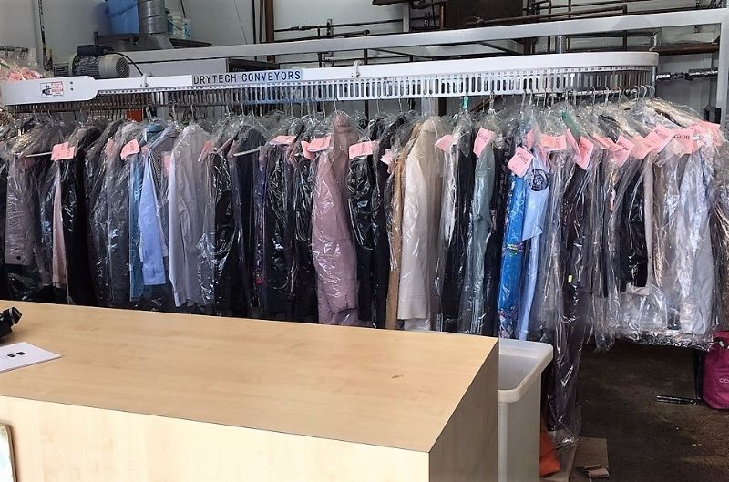 Dry Cleaning Business for Sale (SL1702)