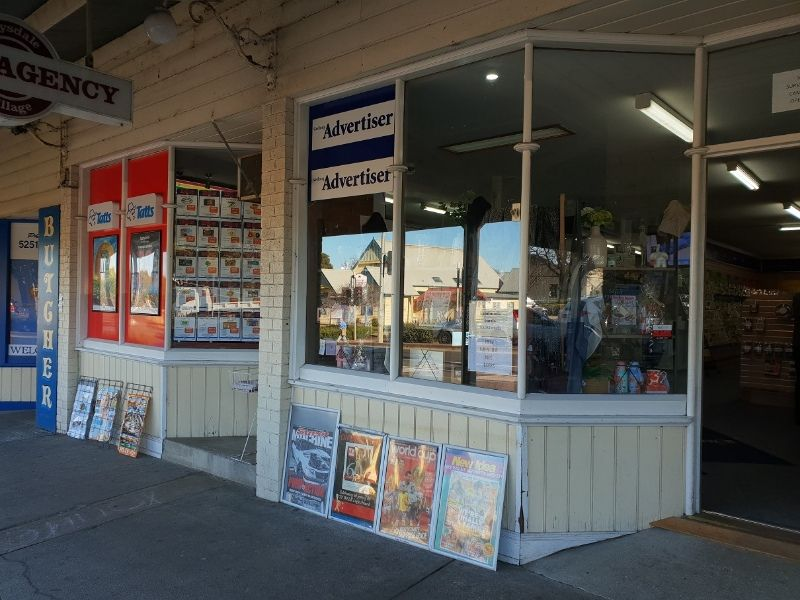 Drysdale Newsagency & Lotto (IWN1810)