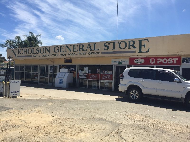 Licensed Post Office and General Store (DWP104)