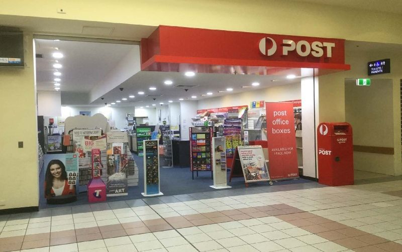 Geelong Area Licensed Post Office (DB1831)