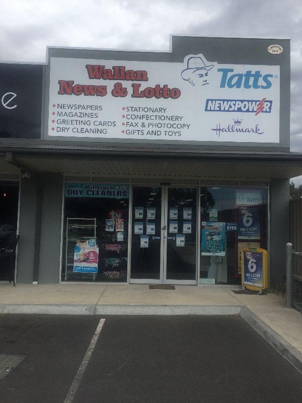 Tattslotto - Tatts - Wallan Area (RDT365)