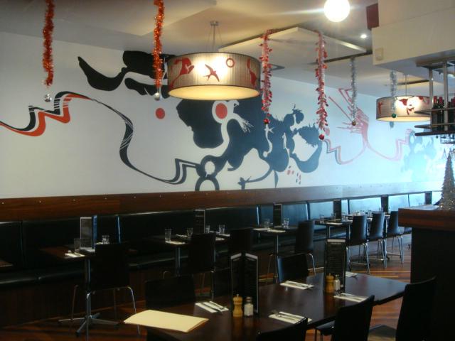 Cafe Bar / Restaurant Lic. (PC2168)