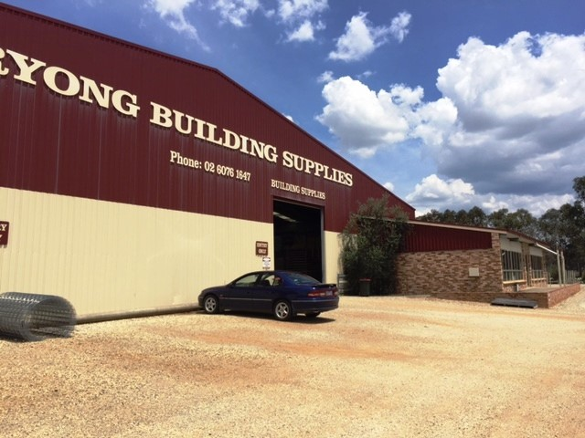 Corryong Building Supplies (GLJ0678 )