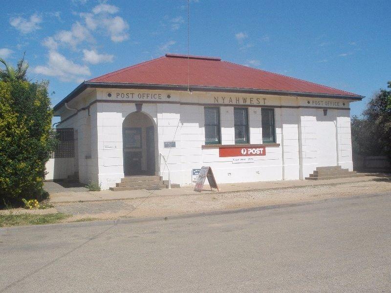 Nyah West Licensed Post Office (DB1708)