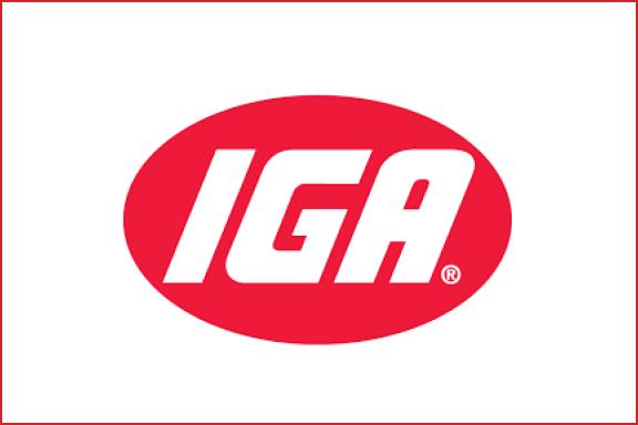 IGA Supermarket - renovated - WIWO (1212L)
