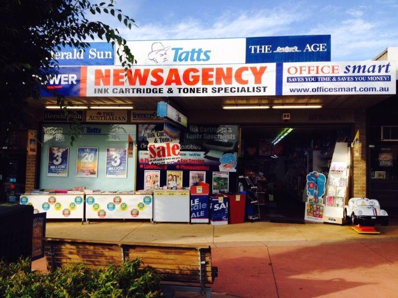 Monbulk Authorised News and Tatts (IWN17623)