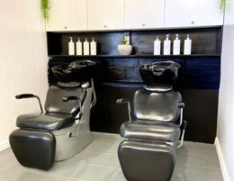Hair and Beauty salon, profitable and ready for a WIWO sale.