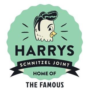 Harry's Schnitzel Joint Logo