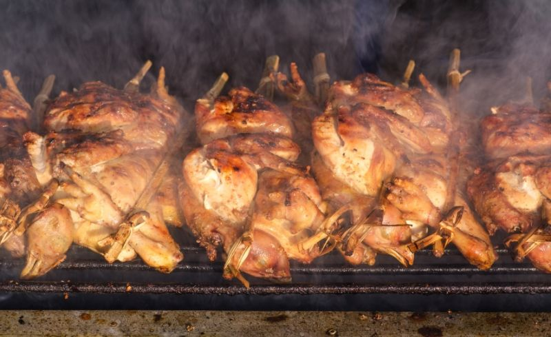 Charcoal Chicken Tkg $10000 pw*Monbulk*300 Chickens pw*Fully mgmt(1810132)