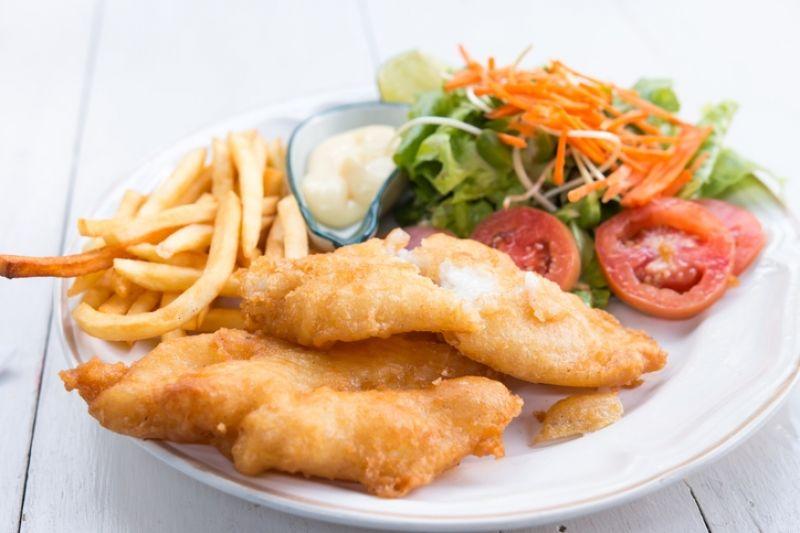 Fish & Chips Tkg $13000 pw*Keysborough*Secure lease*Fully Managed(1809272)