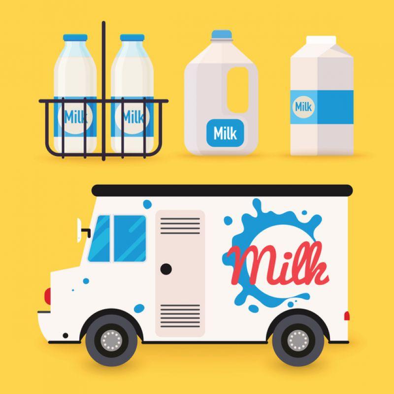 Milk Run Tkg $2500 pw*5 days*Point cook area*Priced $125k*(1809122)