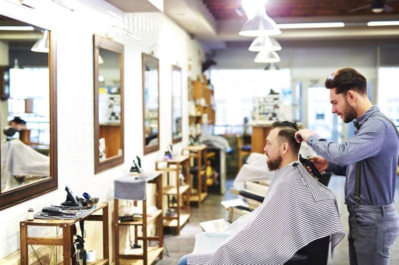 Barber Shop* Tkg $6000pw*Rent  $315pw*Balwyn area*(1704041)