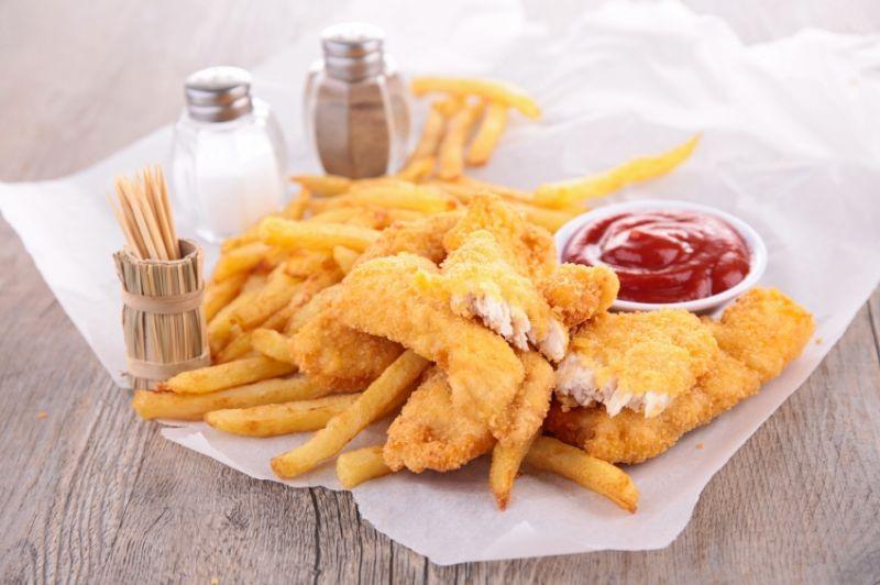 Fish & chips Tkg $8500 pw*Flemington*Secure lease*Good rent(1801101)