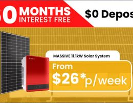 Solar Franchise for sale , low price , big opportunity for right person