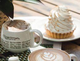 Cafe Franchise Opportunity Singleton