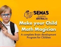 SEMAS Abacus Maths Franchise Opportunity
