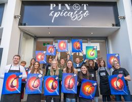 Own a Pinot & Picasso franchise / Regional Victoria